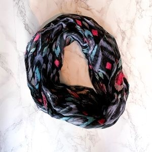 American Eagle Aztec Print Infinity Scarf